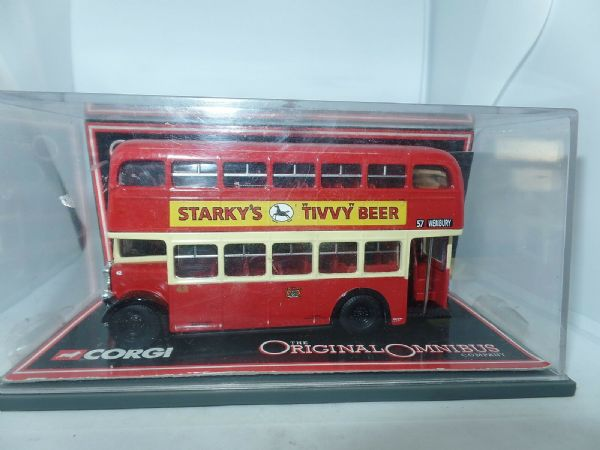 Corgi OOC 41104 Leyland PD2 Orion Bus Plymouth MIMB